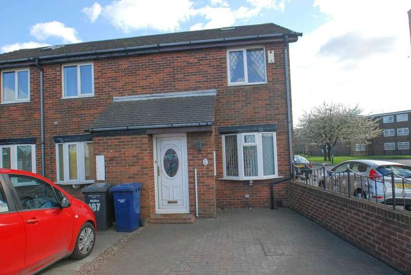 2 Bedrooms Terraced House for sale in Whitfield Villas, South Shields