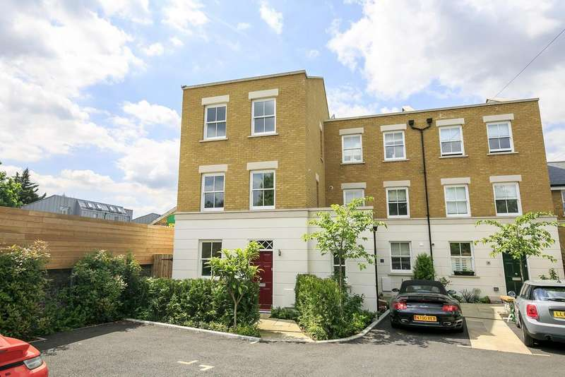 4 Bedrooms House for sale in Orchard Place, Windmill Road, Brentford