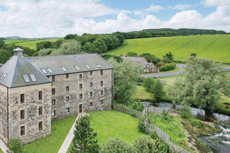3 Bedrooms Apartment Flat for sale in The Mill, Waren Mill, Belford