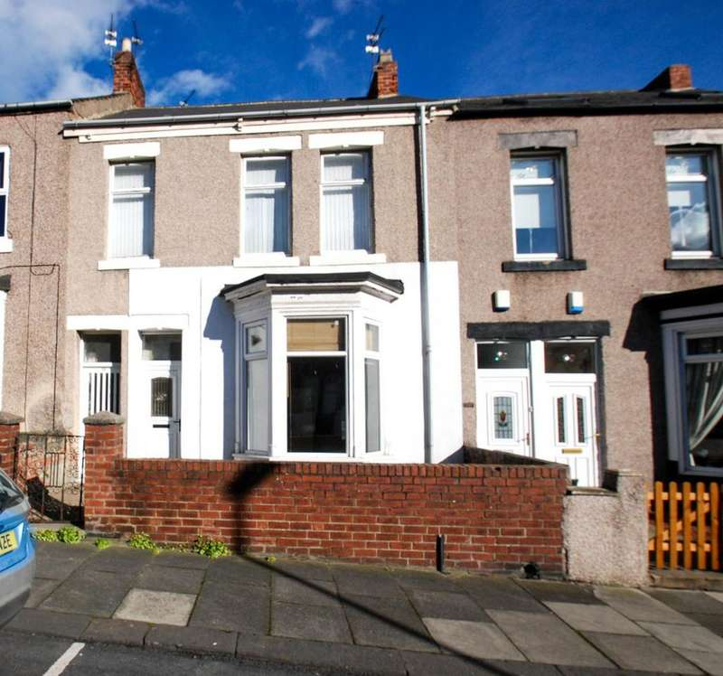 2 Bedrooms Flat for sale in Roman Road, South Shields