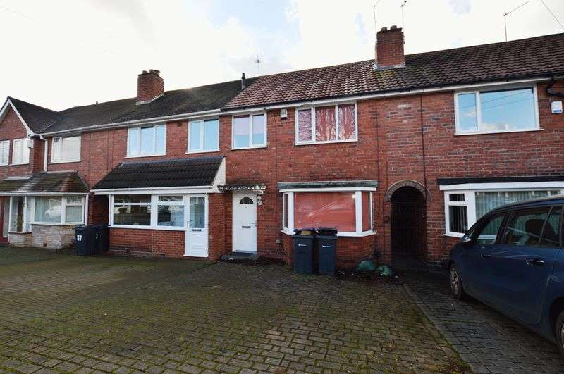 2 Bedrooms Property for sale in Grindleford Road, Birmingham