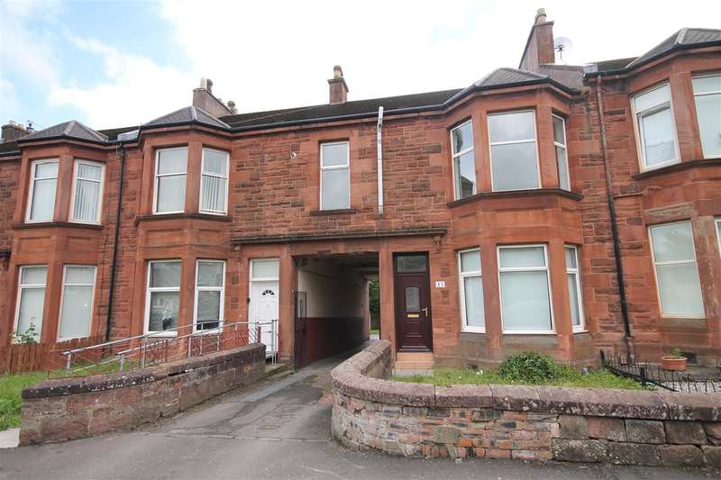 2 Bedrooms Flat for sale in Auldhame Street, Coatbridge