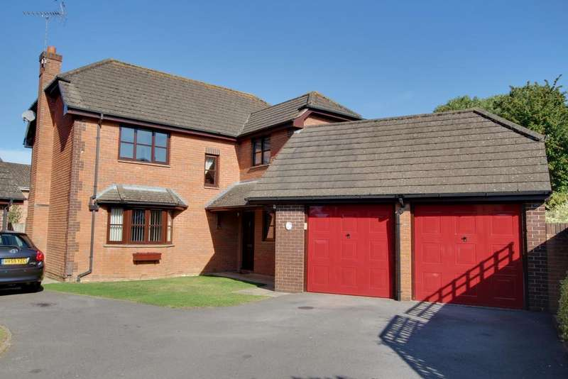 4 Bedrooms Detached House for sale in FRENCHIES VIEW, DENMEAD