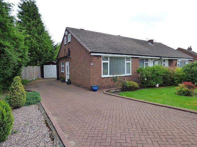 2 Bedrooms Bungalow for sale in Wellfield Road, Culcheth, Warrington