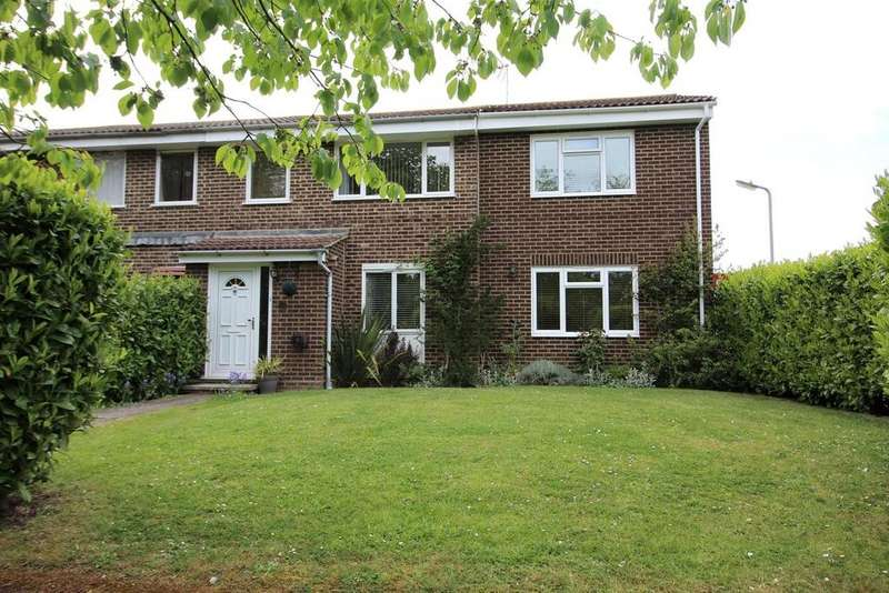 4 Bedrooms Semi Detached House for sale in Bolingbroke Close, Great Leighs, Chelmsford, Essex, CM3