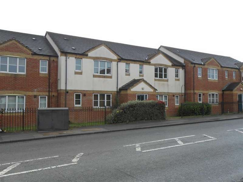 1 Bedroom Flat for sale in Argyll Court, Willenhall