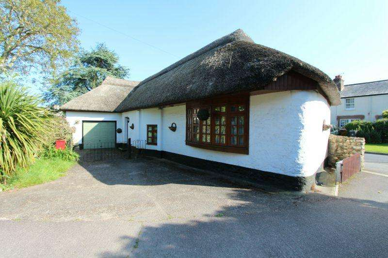 2 Bedrooms Detached Bungalow for sale in Sidmouth