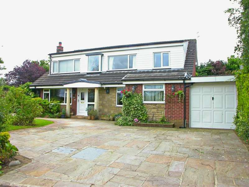 4 Bedrooms Detached House for sale in POYNTON ( TOWERS CLOSE )