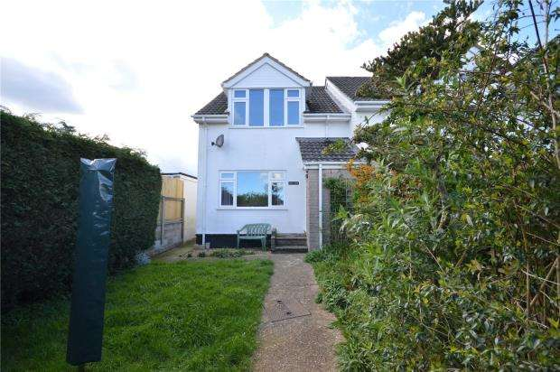 3 Bedrooms End Of Terrace House for sale in River Valley Road, Chudleigh Knighton, Chudleigh, Newton Abbot