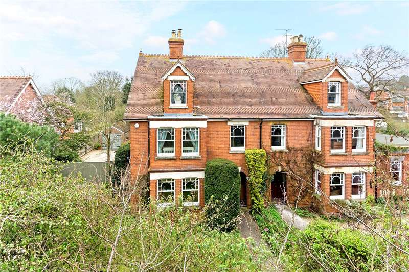 6 Bedrooms Semi Detached House for sale in Ormond Road, Wantage, Oxfordshire, OX12