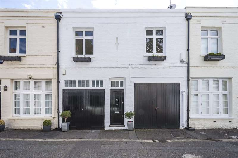 1 Bedroom Flat for sale in Burton Mews, London, SW1W