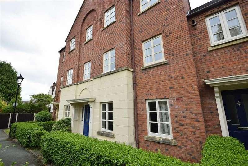 2 Bedrooms Apartment Flat for sale in Burlington Place, Belle Vue, Shrewsbury