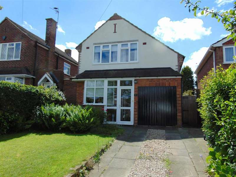 3 Bedrooms Detached House for sale in Maxholm Road, Streetly