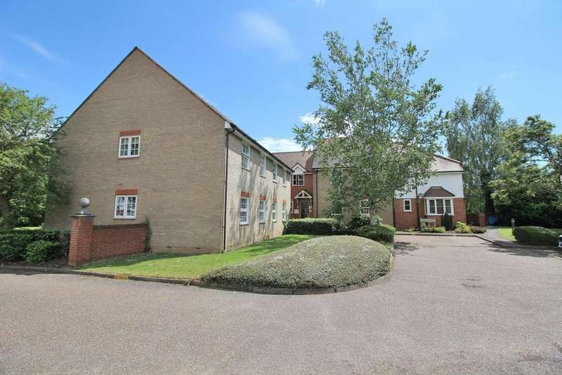 1 Bedroom Apartment Flat for sale in Shearers Way, Boreham, Chelmsford, Essex, CM3