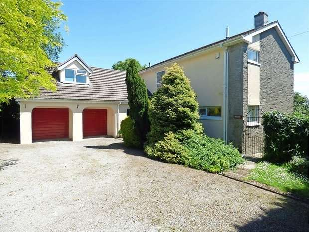 4 Bedrooms Detached House for sale in Colwinston, Colwinston, Cowbridge, South Glamorgan