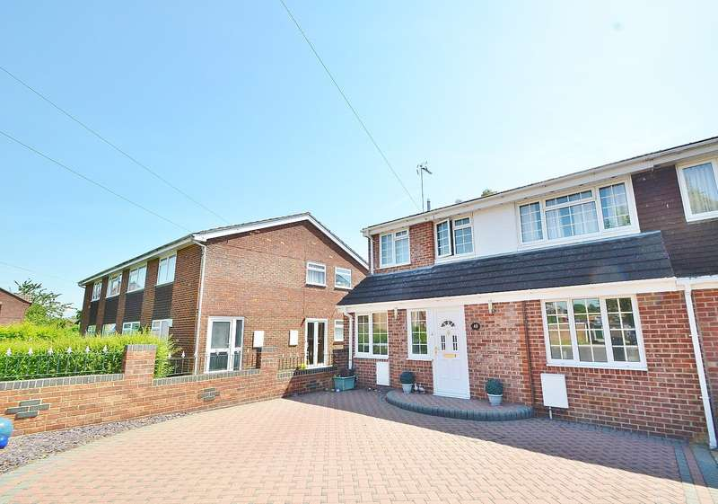 4 Bedrooms Semi Detached House for sale in Upton