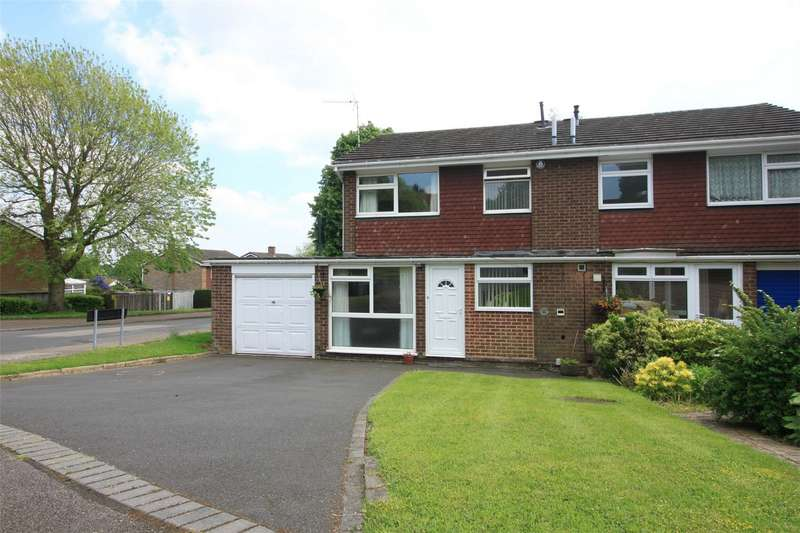 3 Bedrooms Semi Detached House for sale in Fakenham Croft, Harborne, West Midlands
