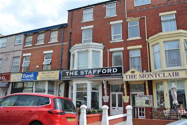 16 Bedrooms Hotel Commercial for sale in Albert Road, Blackpool