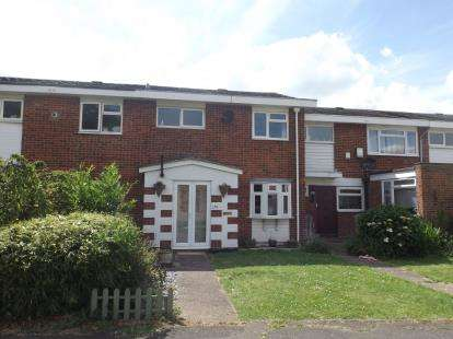 3 Bedrooms Terraced House for sale in Wickford, Essex