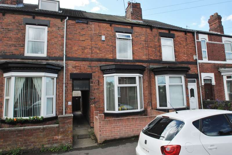 2 Bedrooms Terraced House for sale in Vesey Street, Rawmarsh