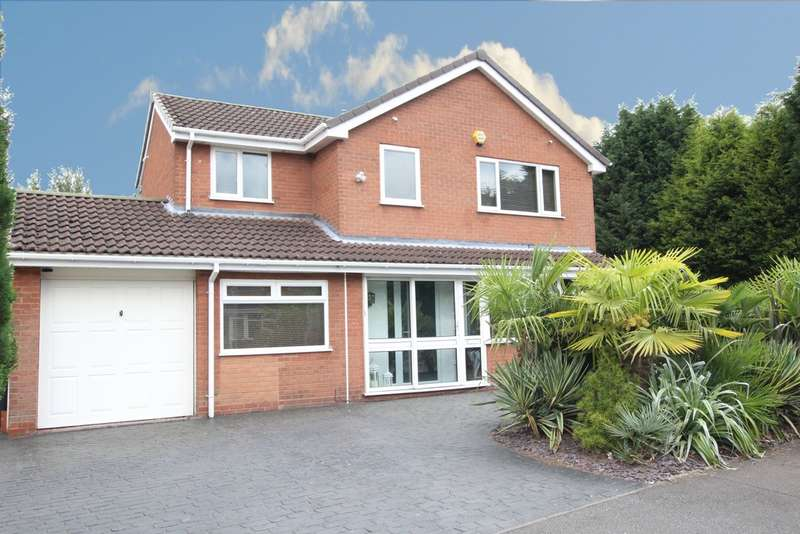 4 Bedrooms Detached House for sale in Hawthorn Brook Way, New Oscott, B23 5LF