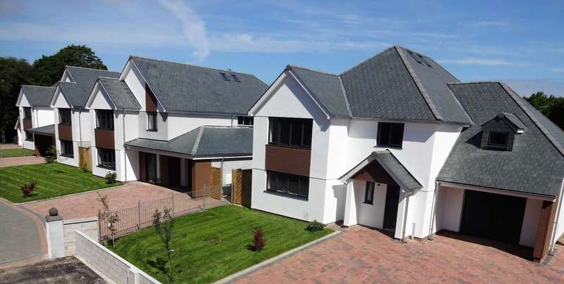 4 Bedrooms Detached House for sale in 4 Individual Homes at Chittleburn Close, Brixton, Plymouth, Devon