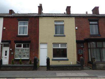 2 Bedrooms Terraced House for sale in Church Street, Little Lever, Bolton, Greater Manchester