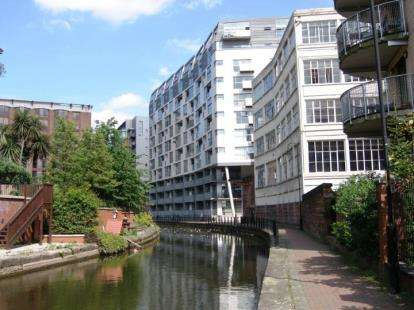 2 Bedrooms Flat for sale in The Lock Building, 41 Whitworth Street, Manchester, Greater Manchester