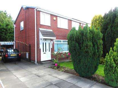 2 Bedrooms Semi Detached House for sale in Sunstar Grove, Marton-In-Cleveland, Middlesbrough