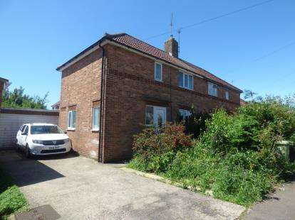 3 Bedrooms Semi Detached House for sale in Saffron Street, Bletchley, Milton Keynes