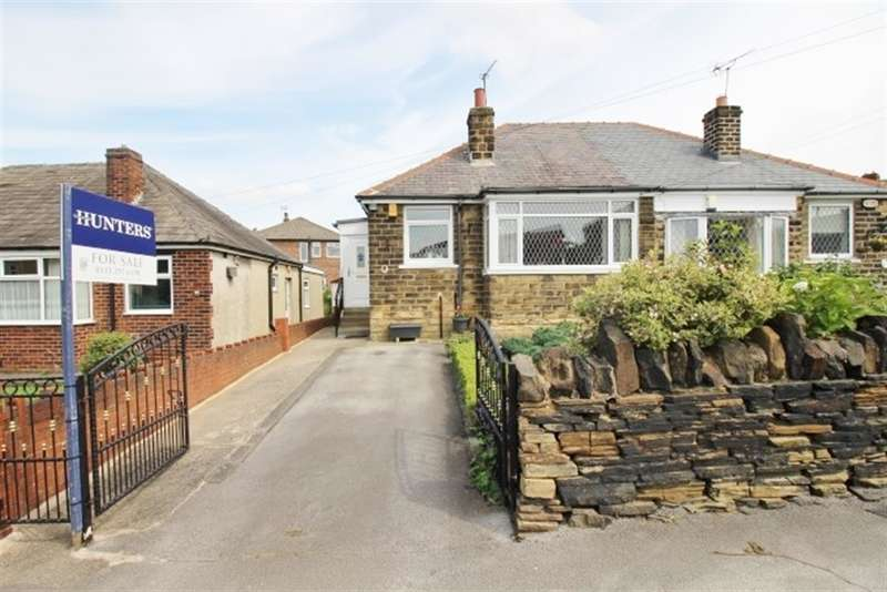 2 Bedrooms Semi Detached Bungalow for sale in Smalewell Road, Pudsey, LS28
