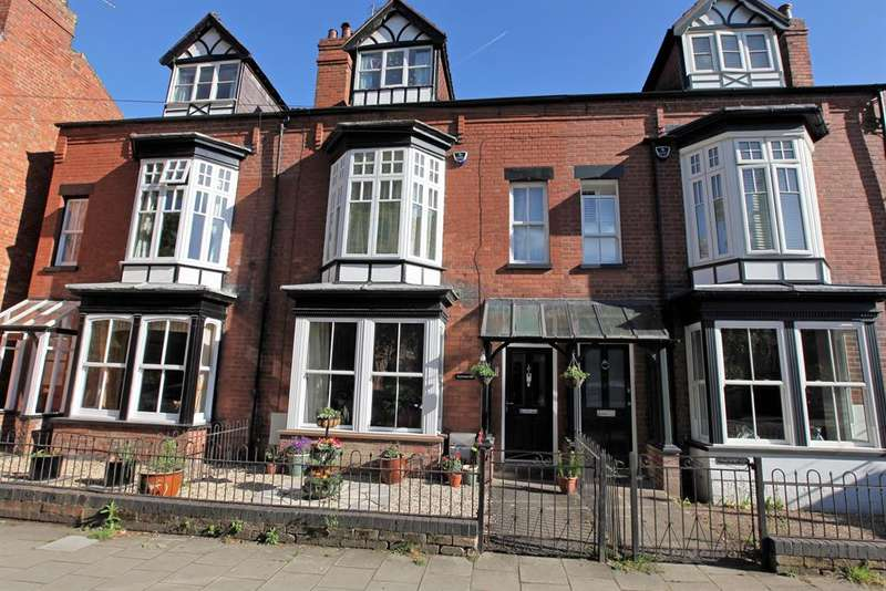 5 Bedrooms Terraced House for sale in The Broadway, Woodhall Spa, LN10 6ST
