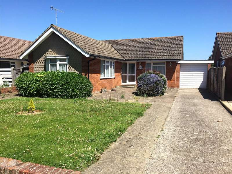 2 Bedrooms Detached Bungalow for sale in Aldsworth Avenue, Goring By Sea, Worthing, BN12