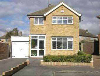 3 Bedrooms Detached House for sale in Malton Drive, Leicester, Leicestershire
