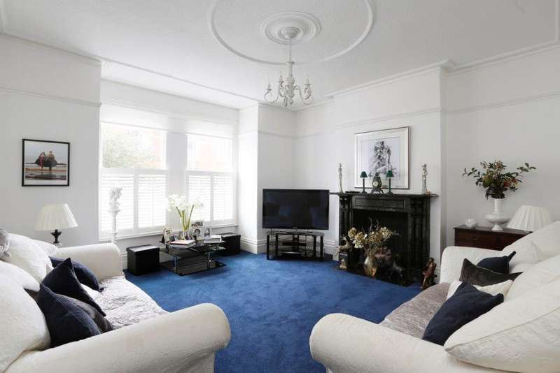 6 Bedrooms Terraced House for sale in Drakefield Road, London, SW17