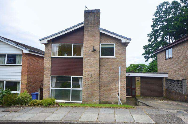 4 Bedrooms Detached House for sale in Hillview Gardens, Woolton