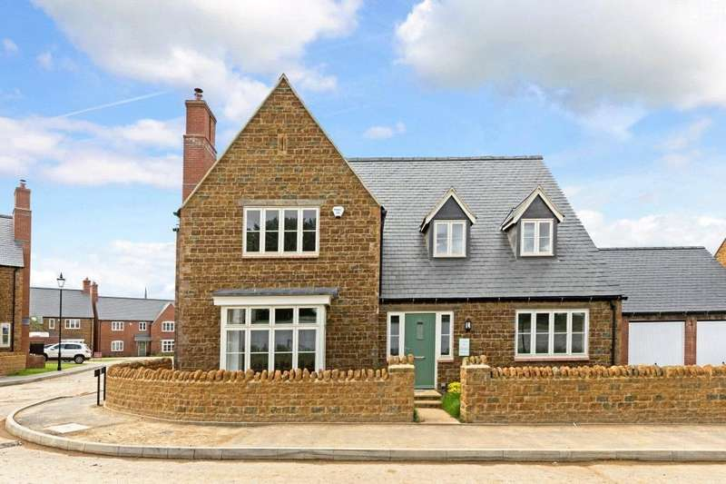 5 Bedrooms Detached House for sale in Blenheim, Little Rushes, Kings Sutton, Banbury, Oxfordshire, OX17
