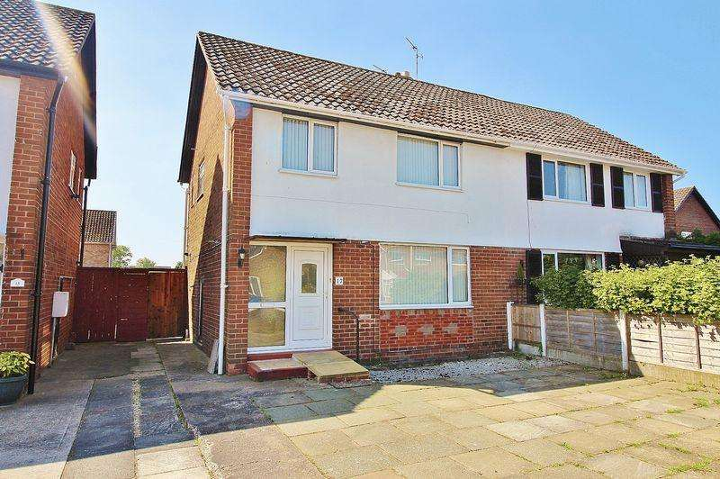 3 Bedrooms Semi Detached House for sale in Rose Crescent, Ainsdale