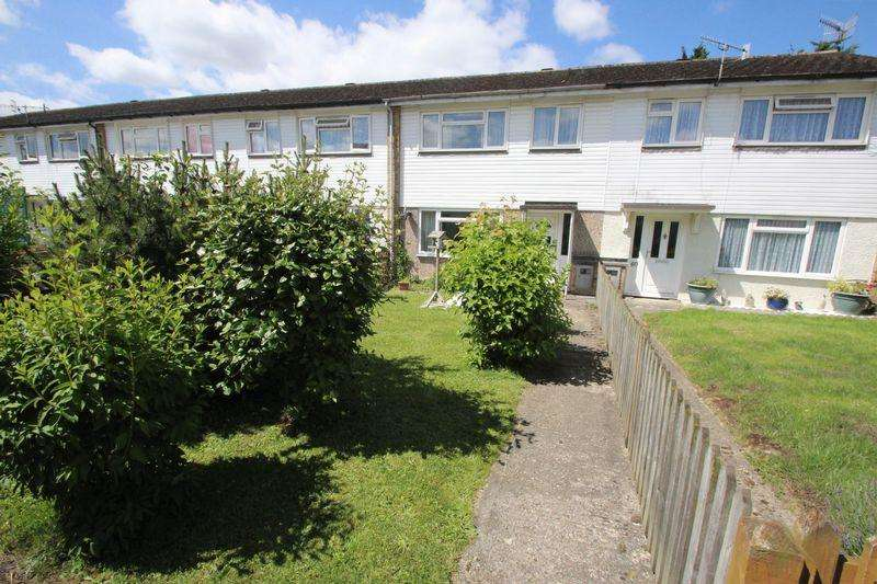 3 Bedrooms Terraced House for sale in Waveney Road, Tonbridge