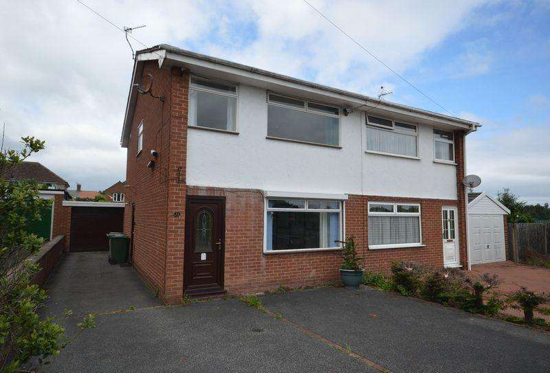 3 Bedrooms Semi Detached House for sale in Birkett Road, West Kirby