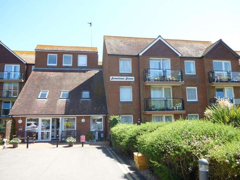 1 Bedroom Retirement Property for sale in Brookfield Road, Bexhill-on-Sea, TN40