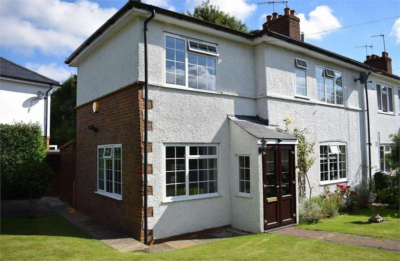 4 Bedrooms End Of Terrace House for sale in Coldharbour Lane, Bushey Village, Hertfordshire, WD23