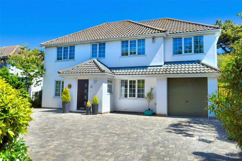 5 Bedrooms Detached House for sale in Meadow Way, Seaford, East Sussex