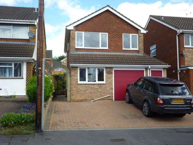 3 Bedrooms Detached House for rent in CHILTERN ROAD, STOURBRIDGE DY8