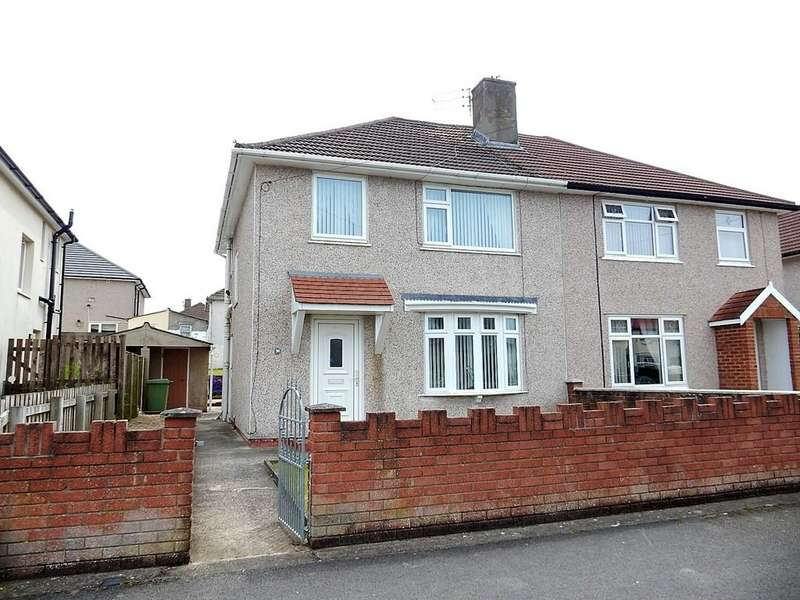 3 Bedrooms Semi Detached House for sale in Moorclose Road, Workington
