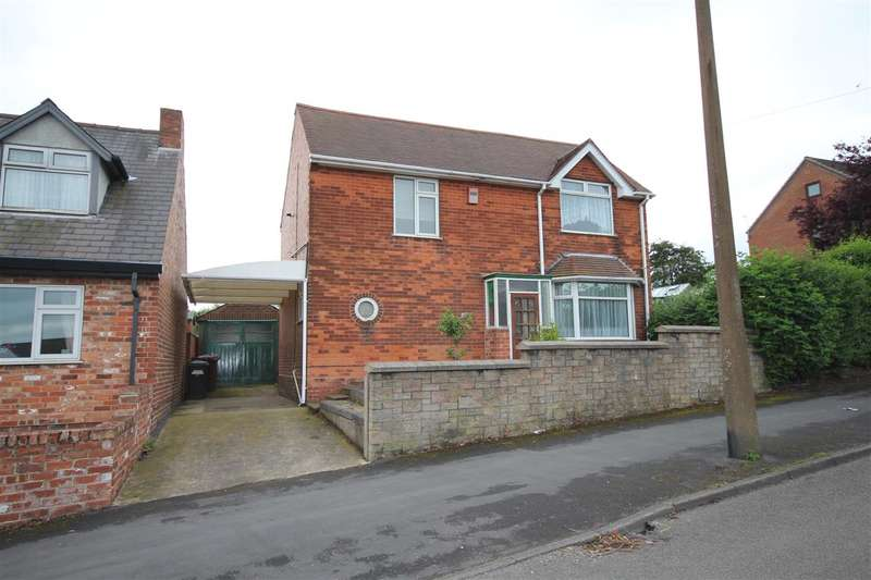 3 Bedrooms Detached House for sale in Church Street, Ilkeston