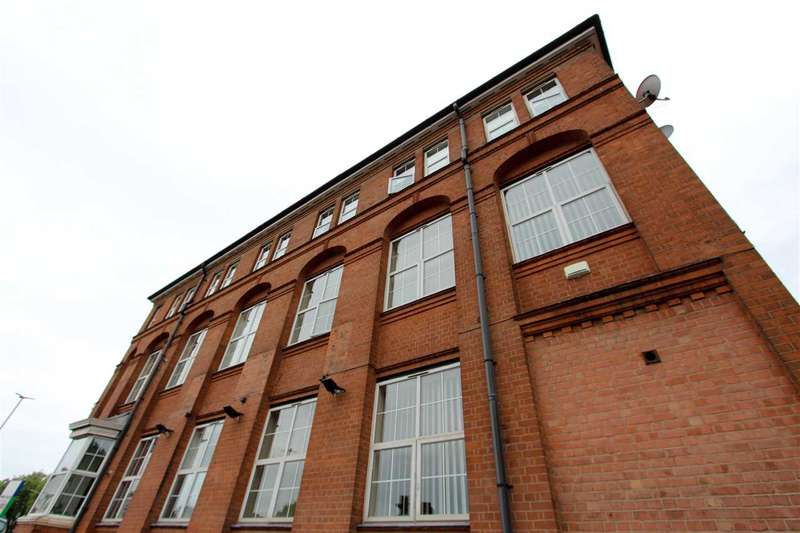 2 Bedrooms Apartment Flat for sale in Fosse Road North, Leicester