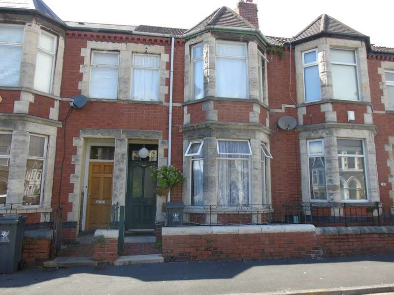 3 Bedrooms Terraced House for sale in Tewkesbury Street, Cardiff