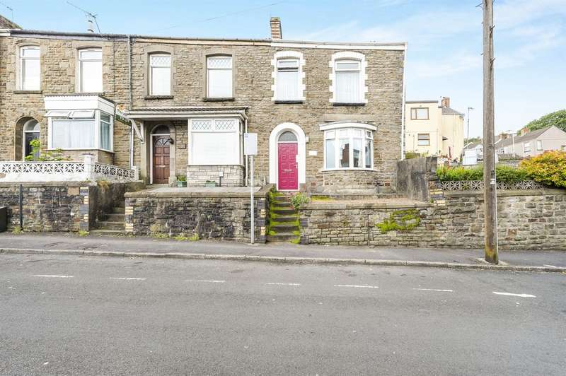 5 Bedrooms End Of Terrace House for sale in Stanley Terrace, Swansea