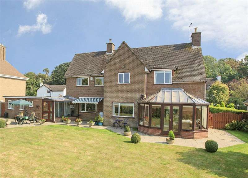 3 Bedrooms Detached House for sale in Greenhill, Evesham, Worcestershire, WR11